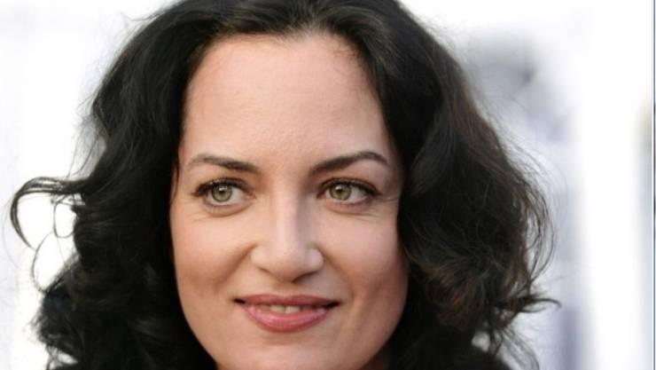 Natalia Wörner trägt normalerweise lange Haare, kürzt sie aber für ihre neueste Rolle (Archiv)