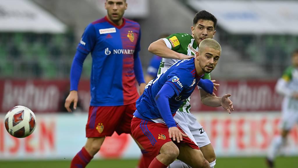 Mit dem FC Basel ist in dieser Saison zu rechnen