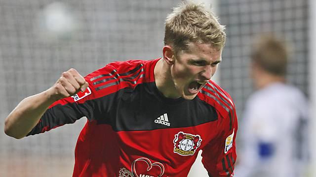Lars Benders Tor brachte Leverkusen näher an Leader Dortmund heran