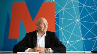 Migros-Aare-Boss Anton Gäumann will neue zukunftsfähige Geschäftsmodelle entwickeln.