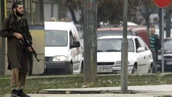 Mevlid Jasarevic feuerte auf die US-Botschaft in Sarajevo
