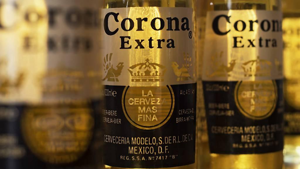 «Corona»-Bierbrauer stellt Produktion vorübergehend ein