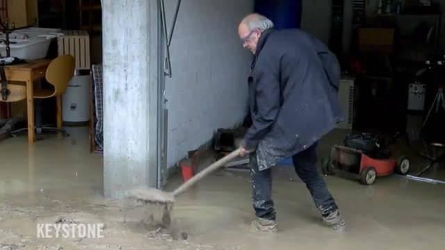 Unwetter in der Ostschweiz: Das sagt der Anwohner der das Hochwasser gefilmt hat.