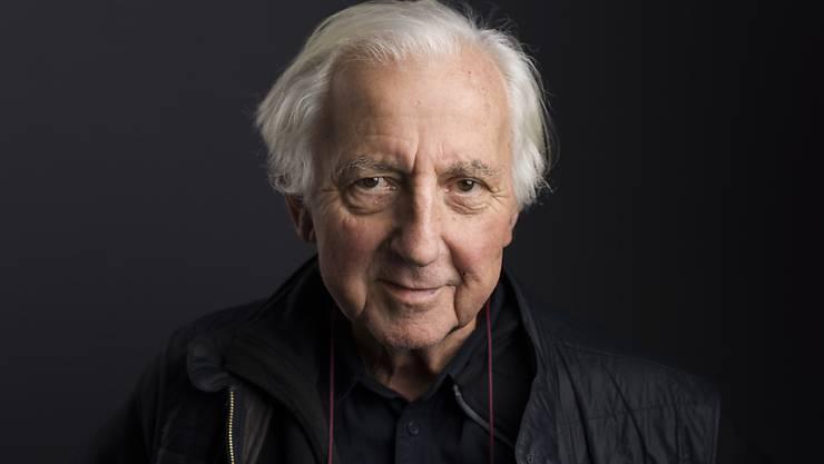 Pio Corradi: An den 54. Solothurner Filmtage wird der Meister seines Fachs mit einer Hommage geehrt. (Archivbild)
