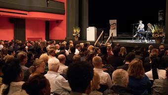 Diplomfeier der FHNW in Olten.