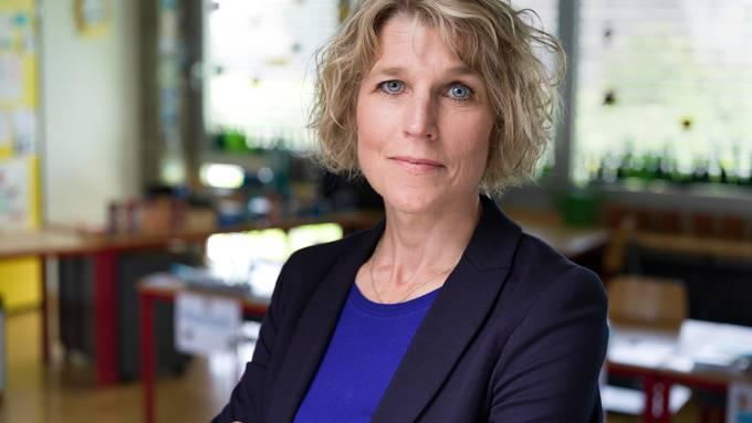 Lehrerpräsidentin Dagmar Rösler fordert weitere Massnahmen zum Schutz von Lehrerinnen und Schülern.