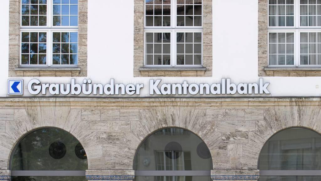 Graubündner Kantonalbank schüttet 115 Millionen aus