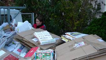 Immer mehr Gemeinden verzichten auf Papiersammlungen zugunsten zentraler Entsorgungsstellen.