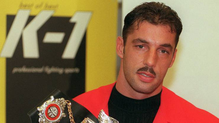 Andy Hug, Kampfsportler