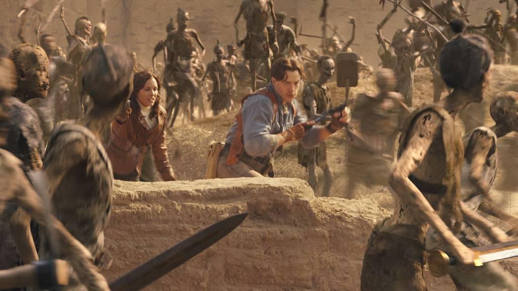 Die Mumie - Das Grabmal des Drachenkaisers