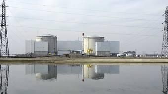 Fessenheim ist das dienstälteste Atomkraftwerk Frankreichs (Archiv)