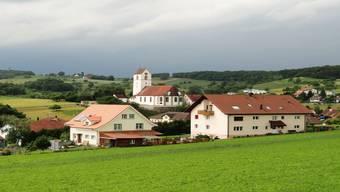 Die Gemeinde Herznach im Staffeleggtal erhofft sich ein «moderates Wachstum». CHR (ARCHIV)