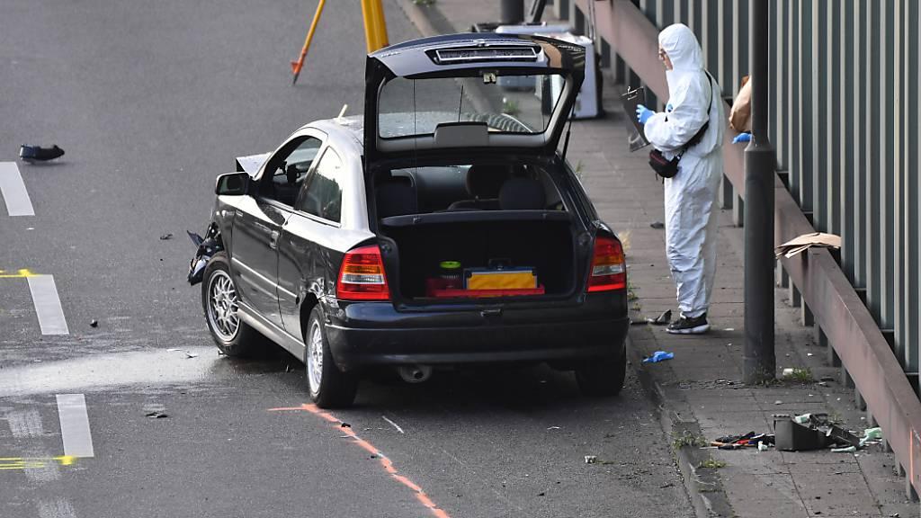 Behörde: Zwischenfall auf Berliner Autobahn islamistischer Anschlag