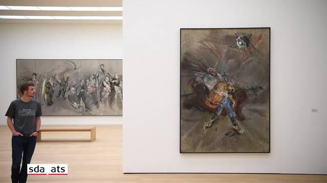 Varlin-Bilder aus Bondo dank Burgdorfer Museum gerettet