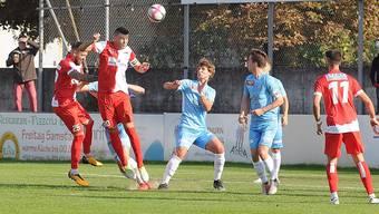 Solothurn spielt Unentschieden gegen Delémont.