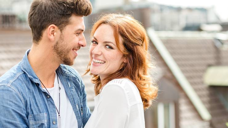 Bachelorette Zaklina und ihr Auserwählter: Die beiden sind immer noch glücklich verliebt.