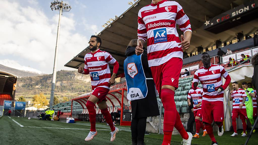Es braucht eine Siegesserie vom FC Sion, um den Abstieg doch noch zu verhindern
