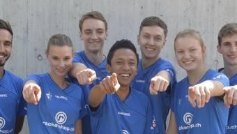 Das Team Argovia kann sich über einen dritten Sieg freuen.