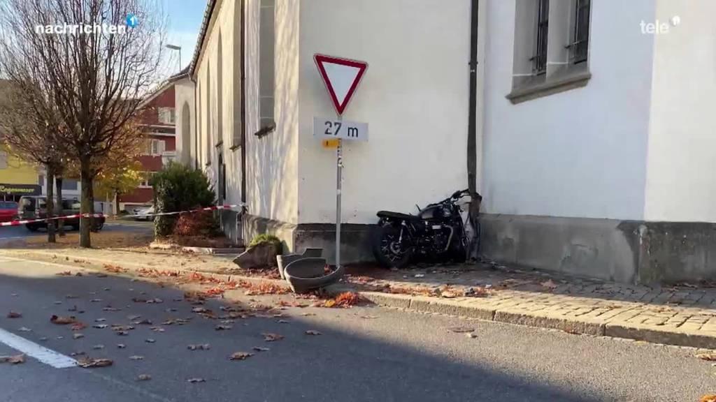 52-Jähriger stirbt bei Motorradunfall in Oberägeri