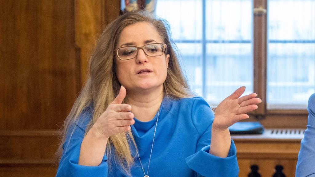 SP will mit Maria Pappa die erste Stadtpräsidentin stellen