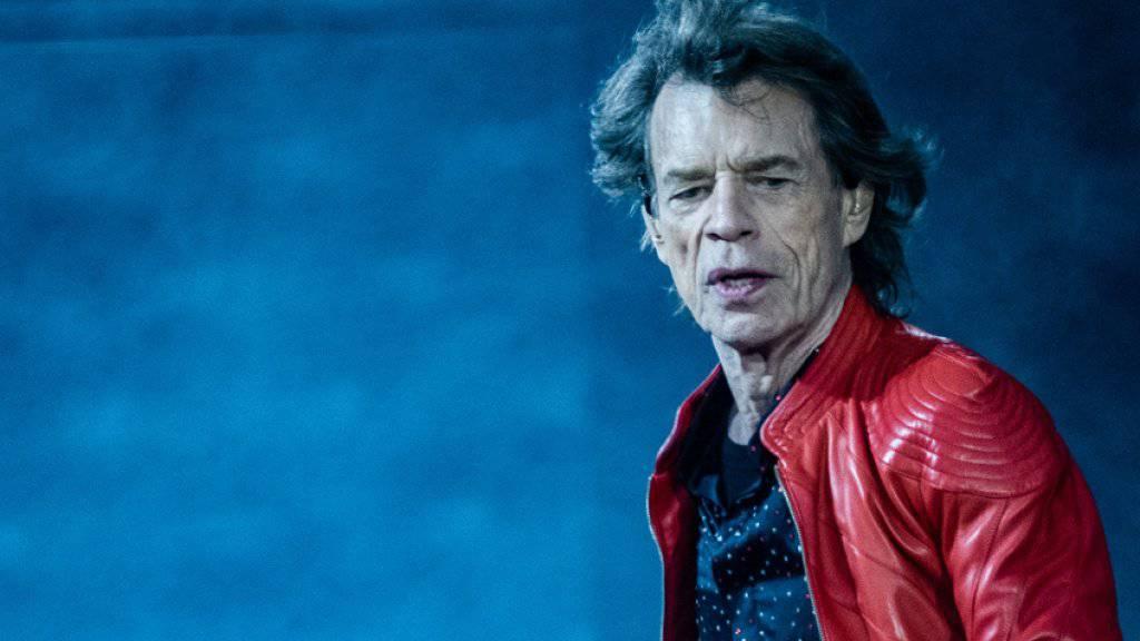 Neue Herzklappe für Mick Jagger