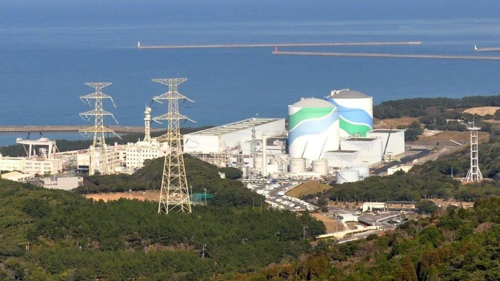 Ein weiterer Reaktorblock im AKW Sendai ist seit Donnerstag wieder am Netz. (Archivbild)