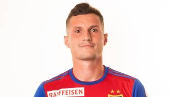 FCB-Ersatzcaptain Taulant Xhaka
