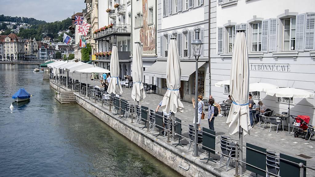 SP Luzern fordert 50 Millionen Franken Härtefallhilfen vom Kanton