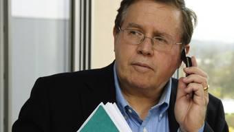 Chef-Nuklearaufseher in der Kritik: Peter Hufschmied beriet ein Tochterunternehmen der BKW.  KEYSTONE