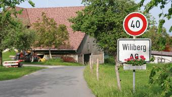 Die Gemeinde Wiliberg sucht ein neues Gemeinderatsmitglied.