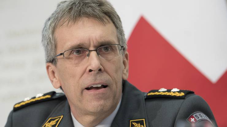 Auch Divisionär Claude Meier (54) kann sich Hoffnungen auf die Nachfolge von Armeechef Rebord machen. Meier ist Chef Armeestab und in Ittigen BE stationiert.