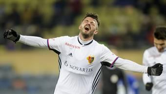 Die Basler können sich über ihren 4:1-Sieg gegen Lausanne freuen