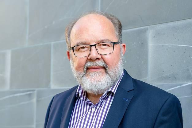 Heinz Rüegger ist Theologe und Gerontologe. Er konnte nicht am Interview teilnehmen. Kunz' Antworten sind aber auch in seinem Sinne.