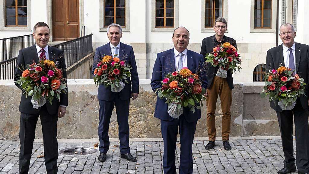 Einzig Männer in der Aargauer Regierung: SP verteidigt Sitz