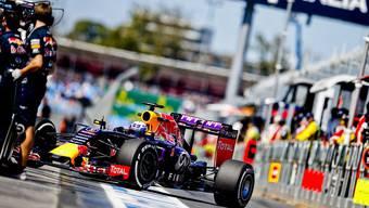 Für Red Bull verlief der Saisonstart nicht nach Wunsch.
