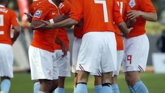 Holland schafft WM-Qualifikation
