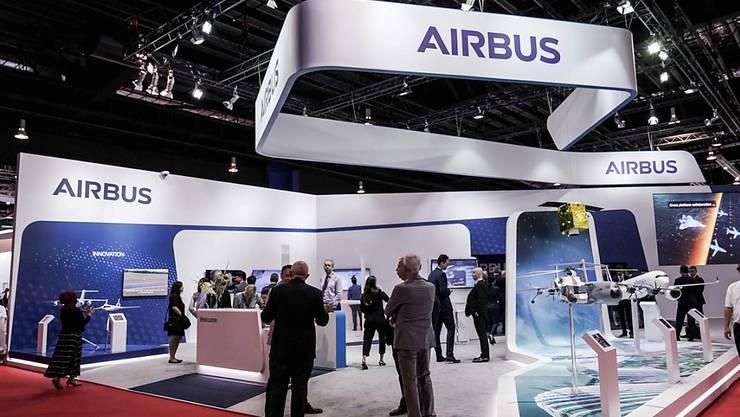 Airbus rechnet mit starker Nachfrage nach neuem Langstreckenjet. (Archiv)