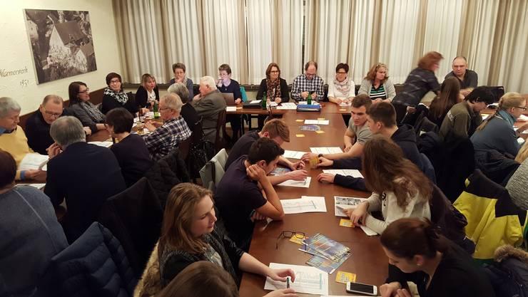 Ein fast voller Saal dokumentiert das grosse Interesse an der SJMD.