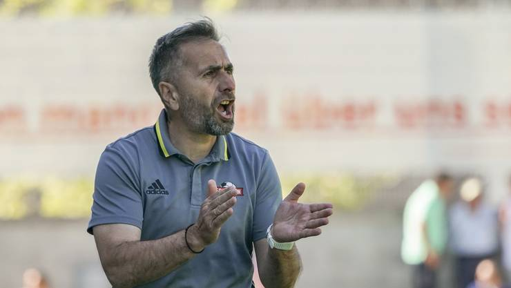 «Wir waren überheblich und legten in der Defensivarbeit nicht die nötige Disziplin an den Tag» - Ranko Jakovljevic, Trainer FC Baden.