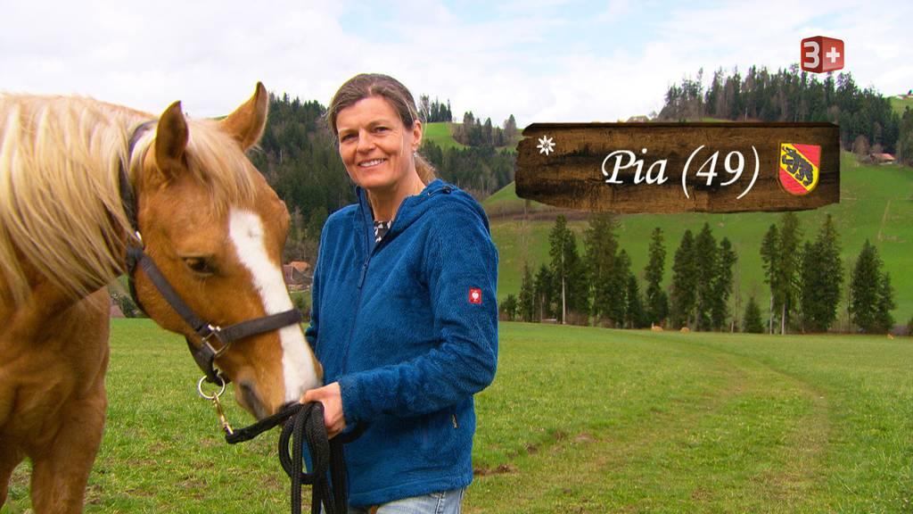 BAUER, LEDIG, SUCHT... ST14 - Portrait Pia (49)