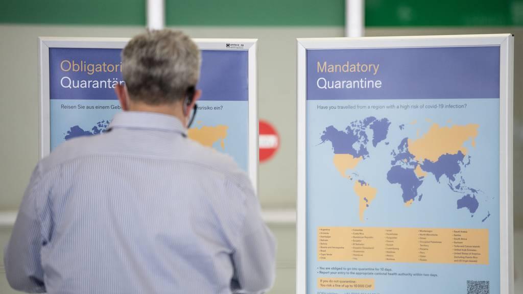 Diese Länder und Regionen sind neu auf der Risikoliste