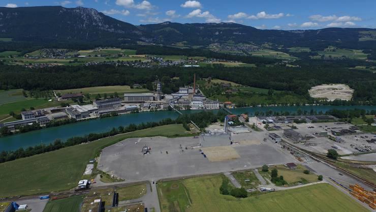 Rund zwei Monate nach der ersten Ankündigung von Biogen, werden die Pläne für das Areal in Luterbach akzeptiert. (Archiv)