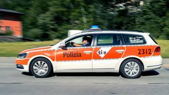 Tessiner Polizisten haben den 50-jährigen Mann festgenommen. (Symbolbild)