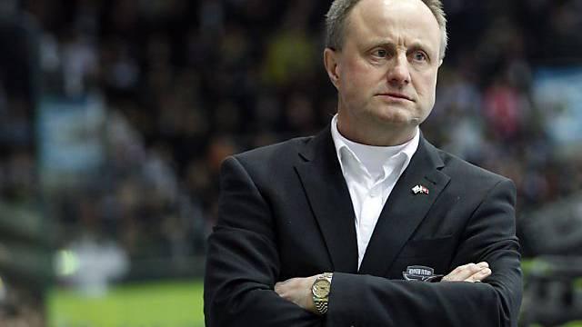Eldebrink soll Rappi-Coach Rogenmoser unterstützen