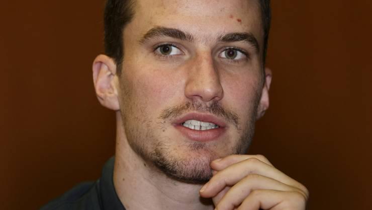 Er ist vermutlich der Einzige in Nashville, der Aromat im Schrank hat: NHL-Spieler Roman Josi (Archiv).