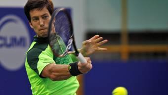 Der Gegner von Roger Federer: Aljaz Bedene