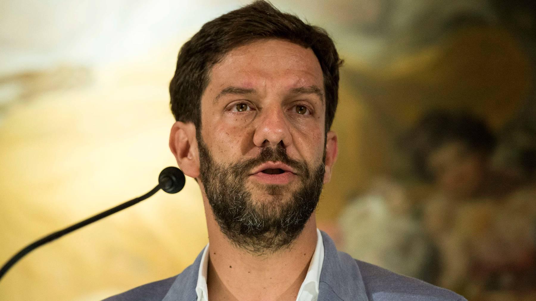 Quereinsteiger: Mario Timbal war bislang Kulturmanager. Hier bei einem Auftritt am Filmfestival in Locarno. (Archivbild)