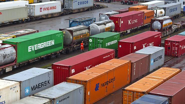 Trotz der gestiegenen Unsicherheit präsentiert sich die Lage für die Exportwirtschaft grundsätzlich positiv (Symboldbild).