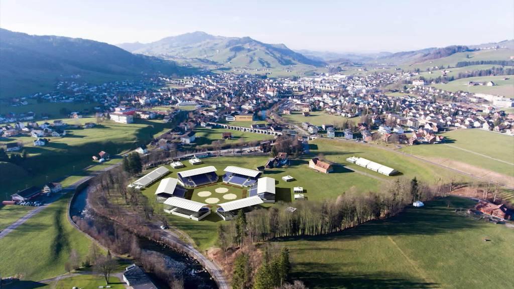Kurznachrichten: Jubiläumsschwingfest, Spital Heiden, Wetter