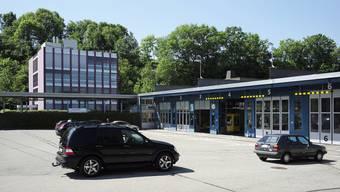 Die Motorfahrzeugprüfstation in Münchenstein. (Archiv)